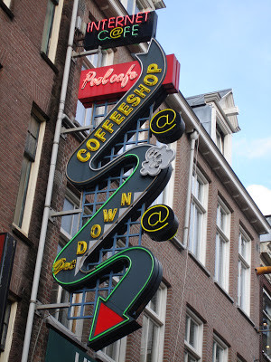 Coffeeshop Weedshop Get Down To It Amsterdam