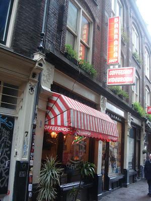 Coffeeshop Weedshop Barraka Amsterdam
