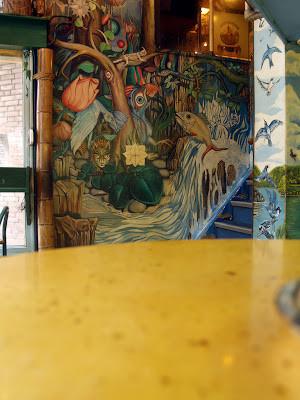 Coffeeshop Weedshop Blue Bird Amsterdam