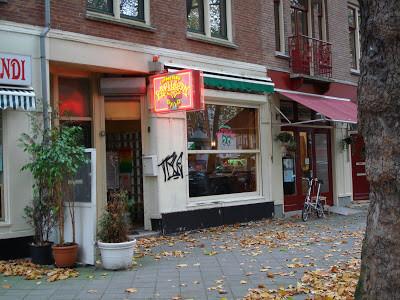 Coffeeshop Weedshop Papillon Amsterdam