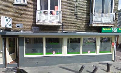 Coffeeshop Cannabiscafe Easy Going Haarlem
