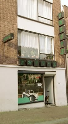 Coffeeshop Cannabiscafe Smoke Buggy Nijmegen