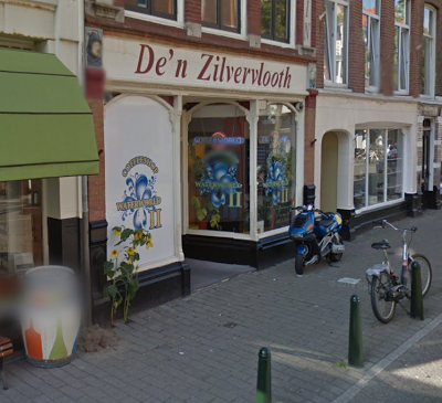 Coffeeshop Cannabis Café Waterworld - 2 Den Haag (The Hague)