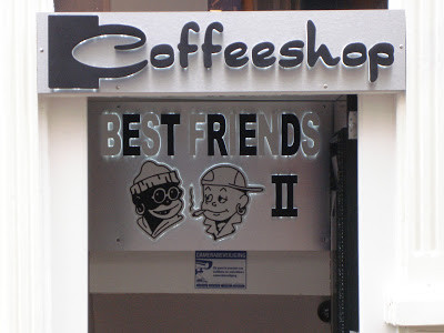 Coffeeshop Weedshop Best Friends-2 Amsterdam