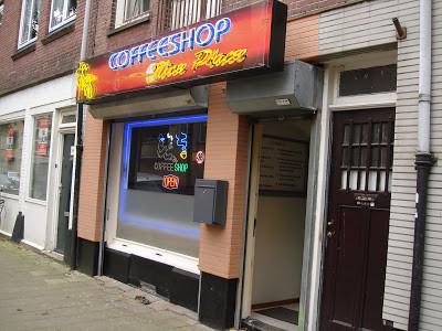 Coffeeshop Weedshop Nice Place Amsterdam