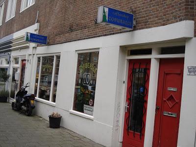 Coffeeshop Weedshop Topweazle Amsterdam