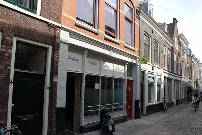 Coffeeshop Cannabiscafe Relaxed Leiden