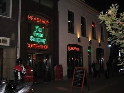 Coffeeshop Cannabis Café The Grass Company Tilburg