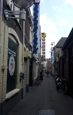 Coffeeshop Cannabiscafe De Kronkel Nijmegen