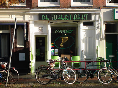 Coffeeshop Weedshop De Supermarkt Amsterdam