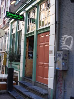 Coffeeshop Weedshop Free1 Amsterdam