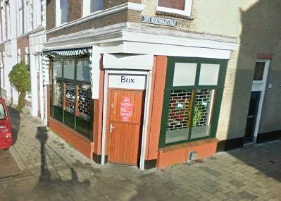 Coffeeshop Cannabis Café The Box Den Haag (The Hague)