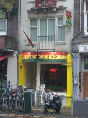 Coffeeshop Weedshop Black Star Amsterdam