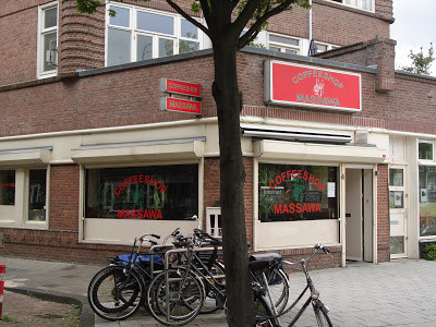 Coffeeshop Weedshop Massawa Amsterdam