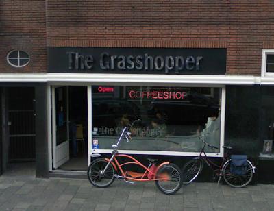 Coffeeshop Weedshop The Grasshopper Eindhoven