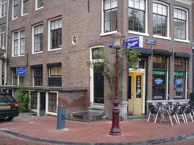 Coffeeshop Weedshop Basjoe Amsterdam
