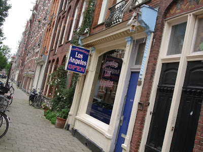 Coffeeshop Weedshop Los Angeles Amsterdam
