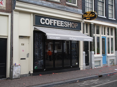 Coffeeshop Weedshop Greenhouse Lounge Amsterdam