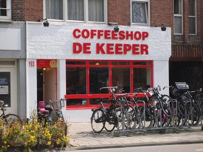 Coffeeshop Weedshop De Keeper Amsterdam