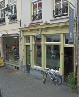 Coffeeshop Weedshop Paradijs Breda
