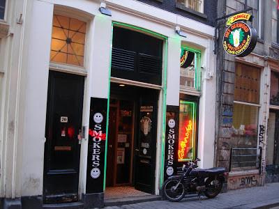 Coffeeshop Weedshop Het Oerwoud Amsterdam