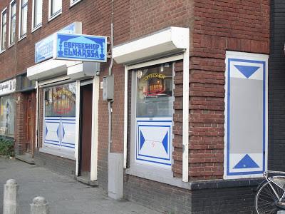 Coffeeshop Weedshop El Marssa Amsterdam