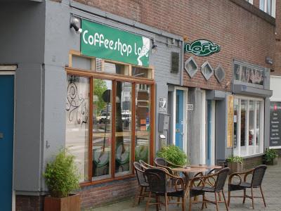 Coffeeshop Weedshop Loft Amsterdam