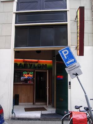 Coffeeshop Weedshop Babylon Amsterdam