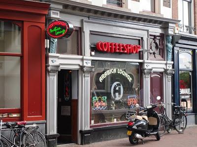 Coffeeshop Weedshop Arabica Lounge Amsterdam