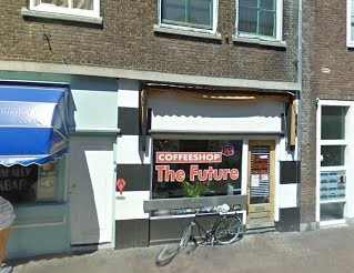Coffeeshop Weedshop The Future Delft