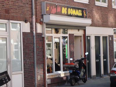 Coffeeshop Weedshop De Bommel Amsterdam