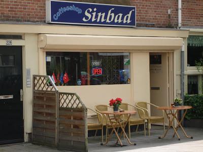 Coffeeshop Weedshop Sinbad Amsterdam