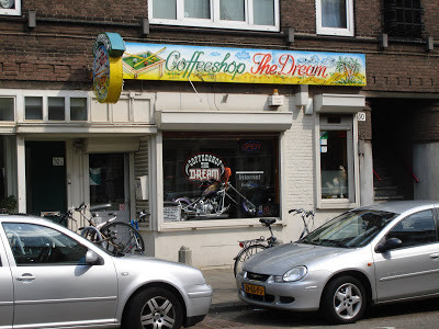 Coffeeshop Weedshop The Dream Amsterdam