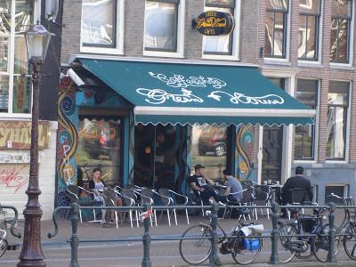 Coffeeshop Weedshop Greenhouse Center Amsterdam
