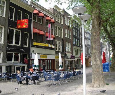 Coffeeshop Weedshop The Bushdocter Amsterdam