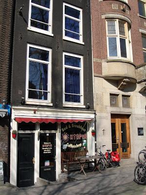 Coffeeshop Weedshop Utopia Amsterdam