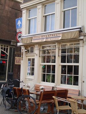 Coffeeshop Weedshop Hill Street Amsterdam