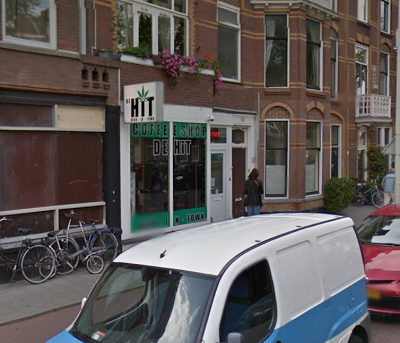 Coffeeshop Cannabis Café de Hit Den Haag (The Hague)