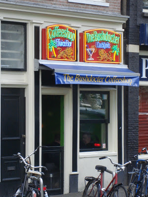 Coffeeshop Weedshop The Bushdocter-2 Amsterdam