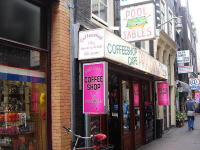 Coffeeshop Prix d'Ami Amsterdam