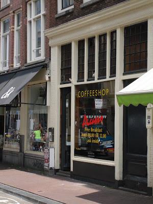 Coffeeshop Weedshop Picasso Amsterdam