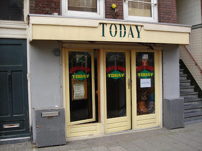 Coffeeshop Weedshop Today Amsterdam