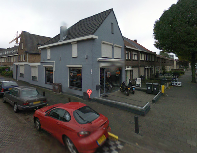 Coffeeshop Weedshop Meetpoint Eindhoven