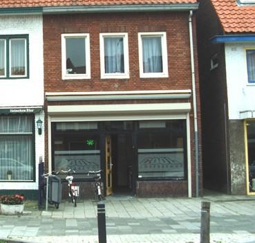 Coffeeshop Weedshop Cool Eindhoven