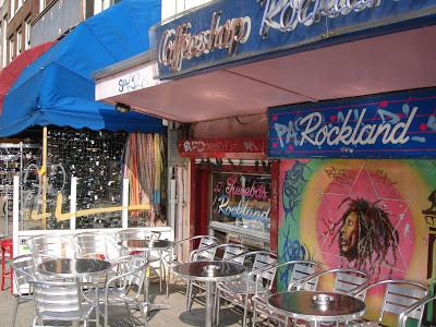 Coffeeshop Weedshop Rockland Amsterdam