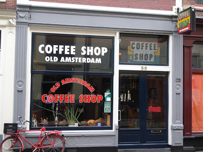 Coffeeshop Weedshop Old Amsterdam