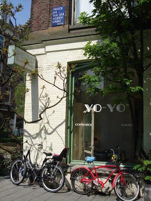 Coffeeshop Weedshop Yo Yo Amsterdam