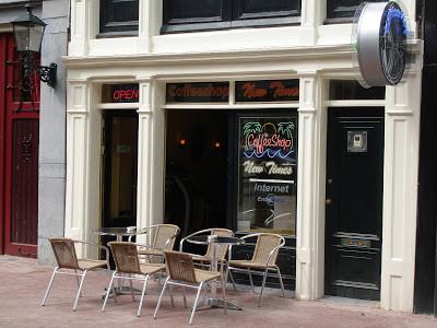 Coffeeshop Weedshop New Times Amsterdam