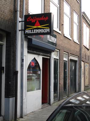 Coffeeshop Weedshop Millennium Amsterdam