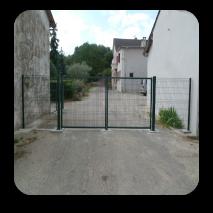 Portail-Clôture